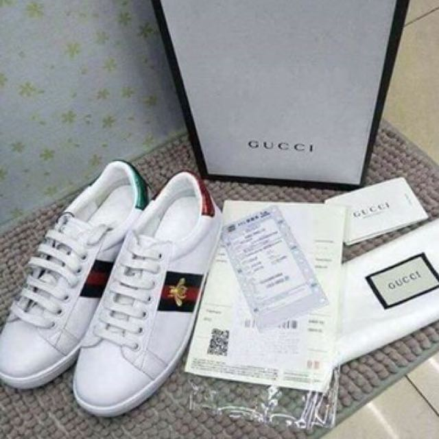 GUCCI Shoes Original #6 from HK, Luxury