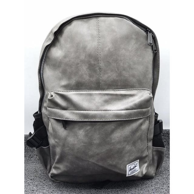 Herschel Leather Bag