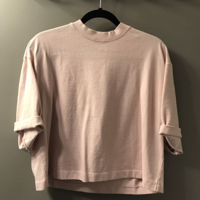 H&M Pink Crop Top