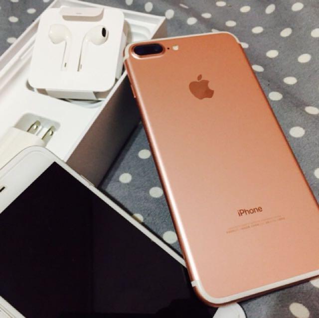 iPhone7 Plus✨256G📱