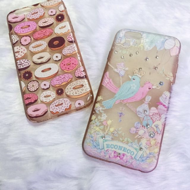 Iphone 6/6s cases (2 for 150)