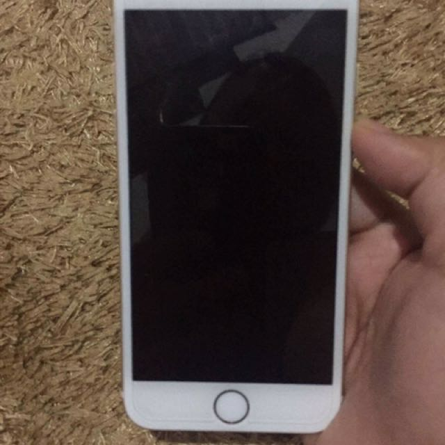 IPHONE 6 128gb Gold (lady owned)