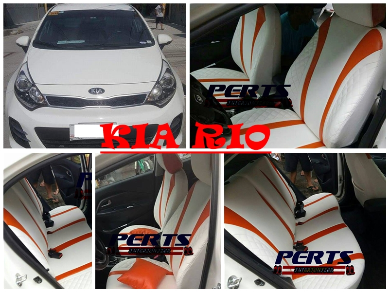 Kia Rio High Quality Factory Fit Customized Leather CAR SEAT COVER Auto Accessories Others On Carousell