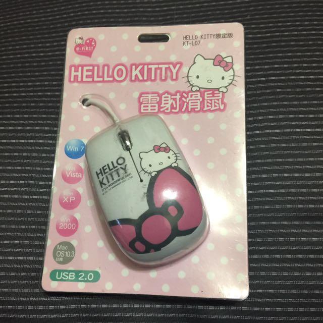 Kitty 凱蒂貓 限量雷射滑鼠