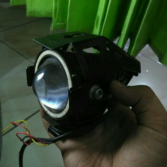Lampu Kologen Motor