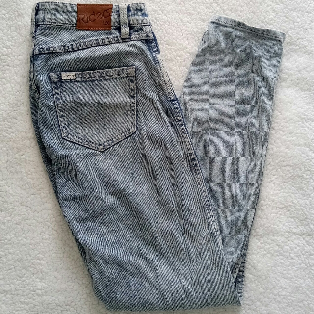 Levi Ryder high waisted jeans