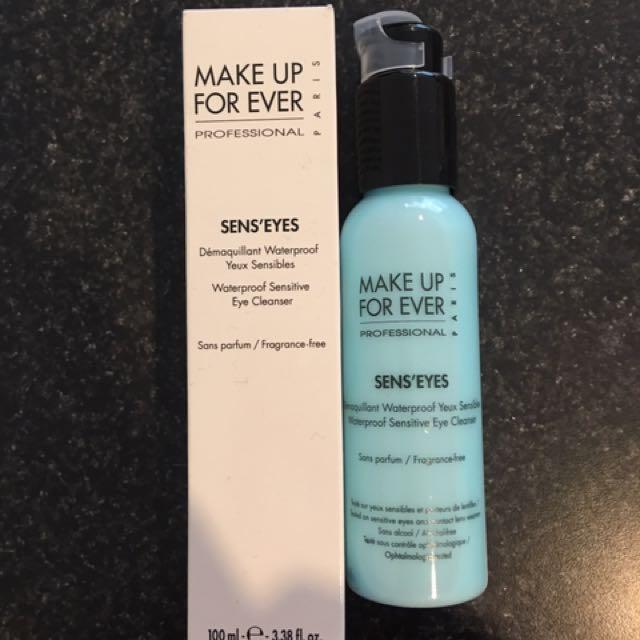 Make Up For Ever Sens' Eyes Cleanser