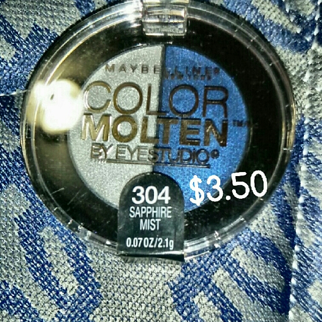 Maybelline Color Molten By Eyestudio Eyeshadow