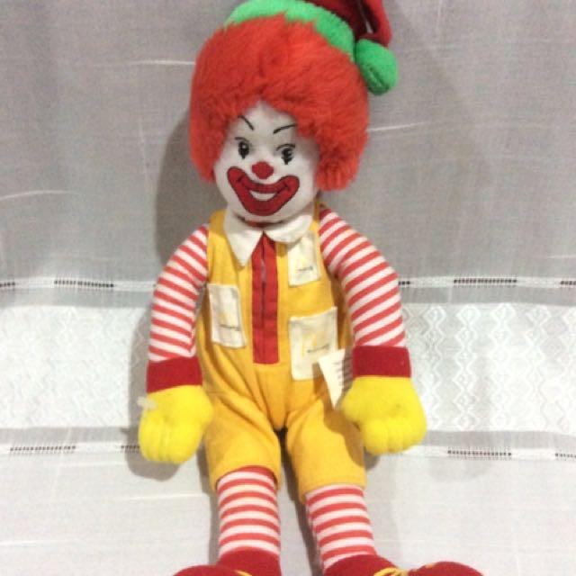 McDonalds Plush (Rare)