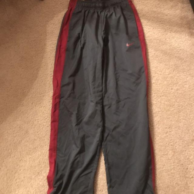 Men's Nike Dri Fit pants size small
