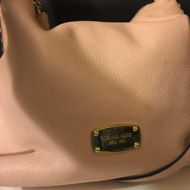 Michael Kors Bag (Nude Pink)