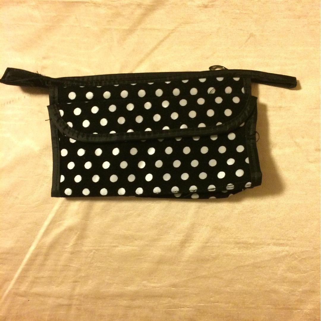 Multipurpose Vanity Bag - Polkadot