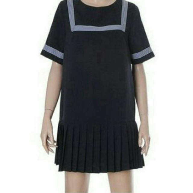 (New) COLLINCOS pleated dress