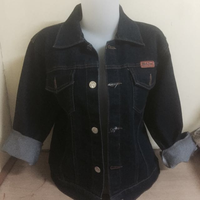 new‼️ jacket jeans