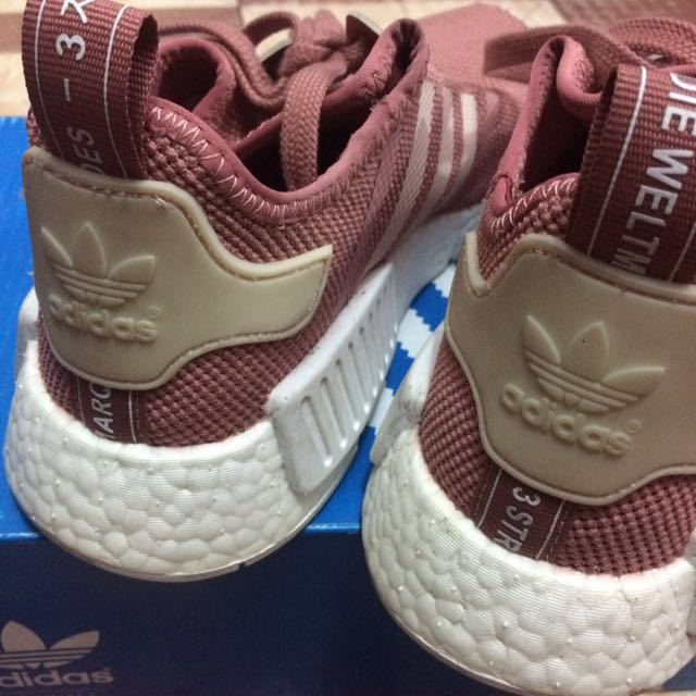 NMD SALMON PINK AUTHENTHIC