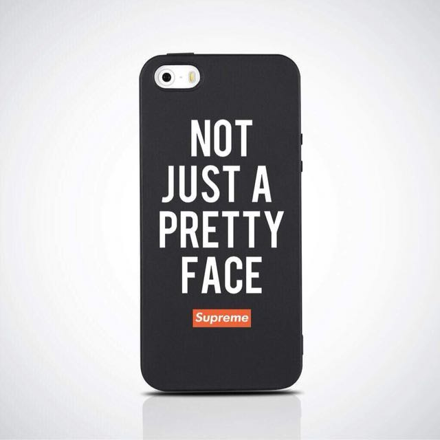 NO JUST A PRETTY FACE CASE