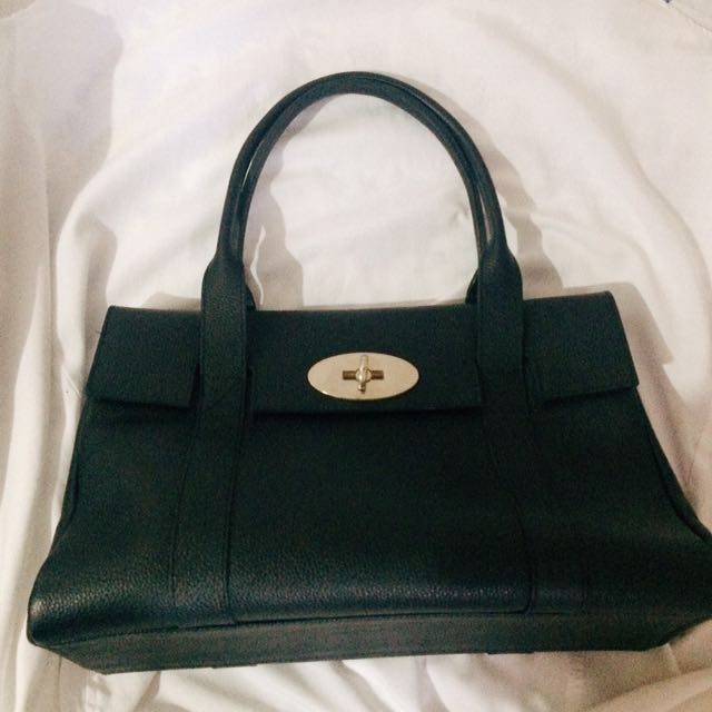 Our Tribe Black Bag