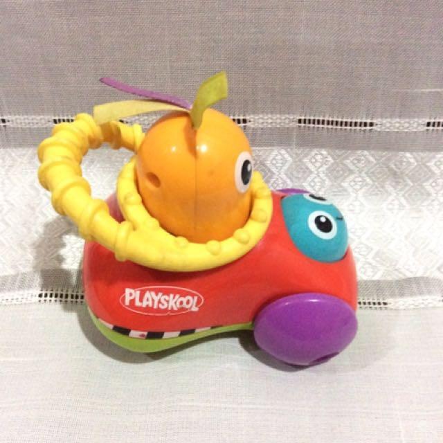 Playskool Press & Bump Car