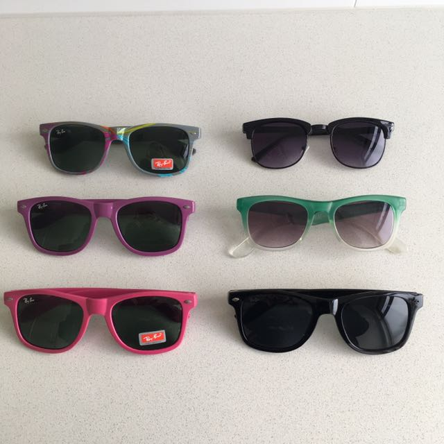 Raybans Sunglasses and more!