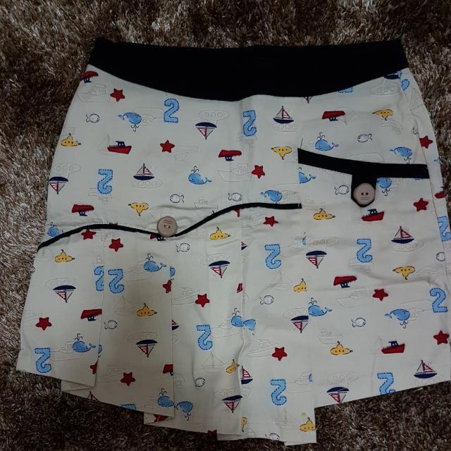 Rok Pendek - Short Skirt