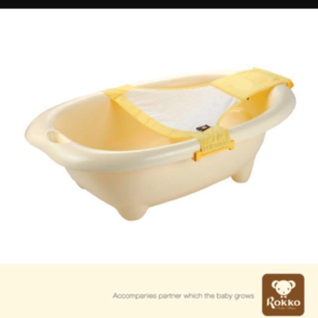 ROKOO 嬰兒 澡盆