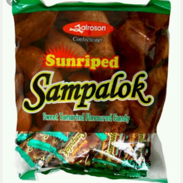 Sunriped Sampalok Candy