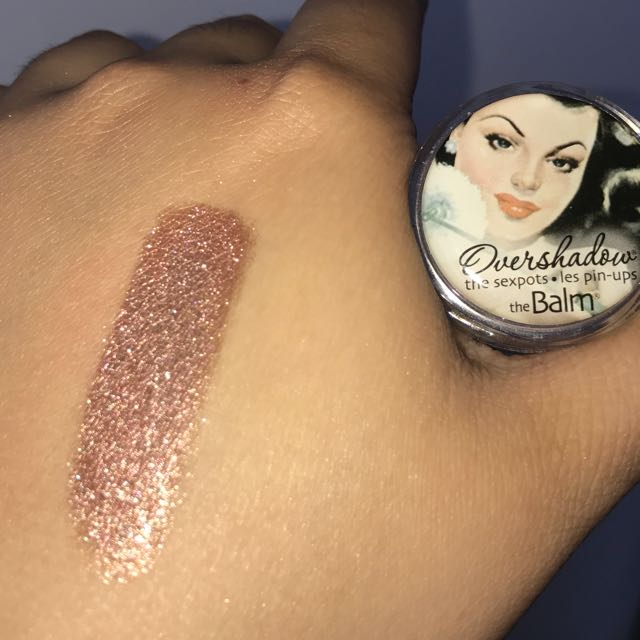 "THE BALM ""IF YOU'RE RICH, I'M SINGLE"" LOOSE EYESHADOW"