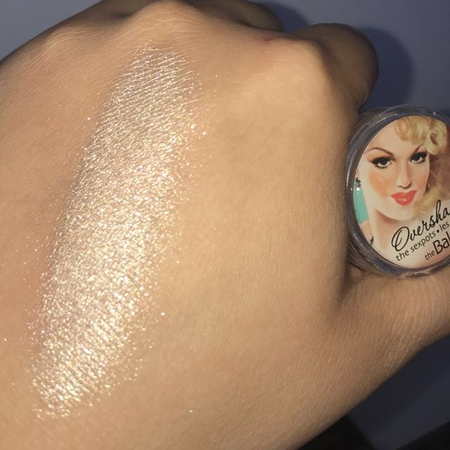 "THE BALM ""NO MONEY, NO HONEY"" LOOSE EYESHADOW/HIGHLIGHT"