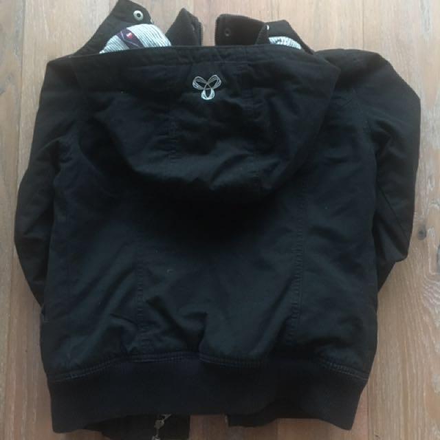 TNA Jacket Small Black