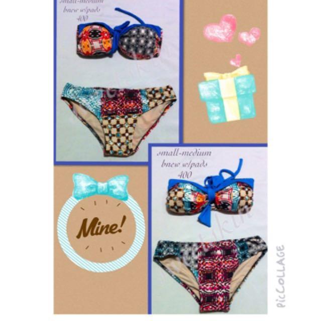 Two piece bikinis