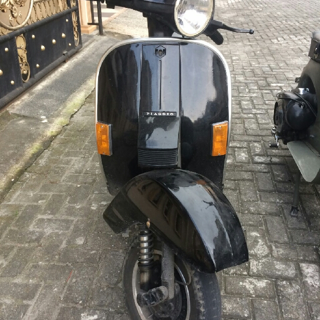 Vespa Excel Modif New Px Thn 90 Motorbikes On Carousell