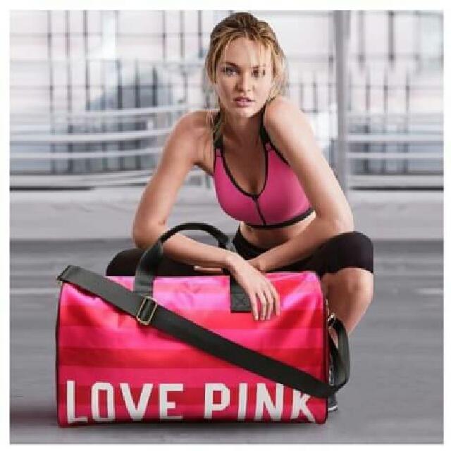 Victoria Secret gym bags