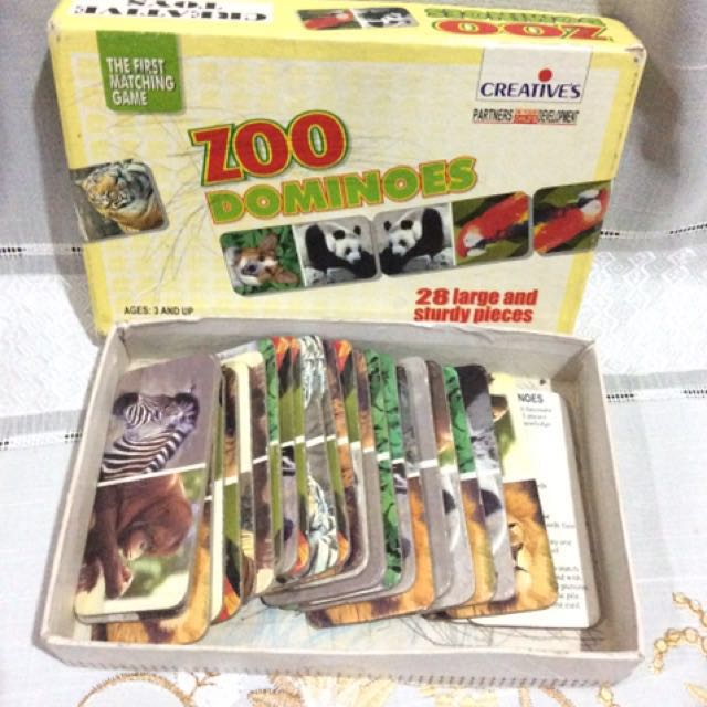 Zoo Dominoes