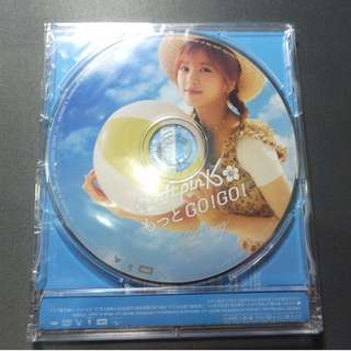 (UNSEALED) APINK // MOTTO GO GO! (もっとGO!GO!) JAPAN SINGLE - CHORONG CD PLATE