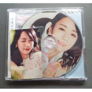 APINK // BRAND NEW DAYS JAPAN SINGLE - BOMI (MEMBER PLATE + PHOTOCARD)
