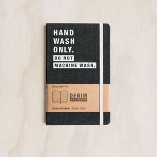 MOLESKINE limited edition denim
