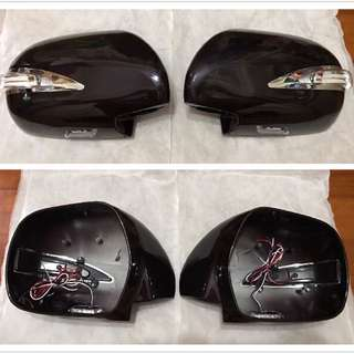 HIACE Side Mirror Cover