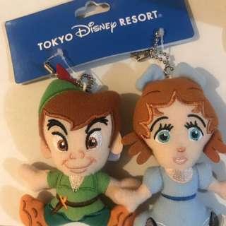 Tokyo Disney Resort Peter Pan & Wendy 小飛俠 (包郵)