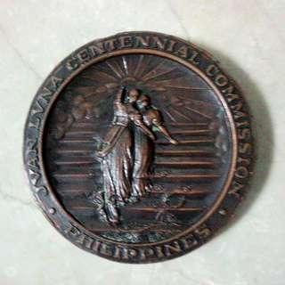 1857 Juan Luna Y Novicio Centennial Commision