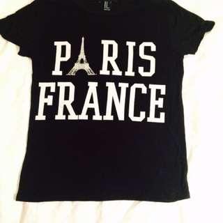 Small Paris T-Shirt
