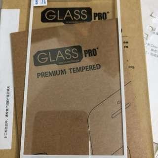 i phone 6S plus 白色玻璃貼 glass protector
