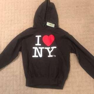 I❤️NY hoodie
