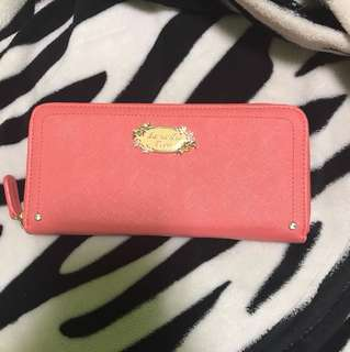 samantha vega long wallet