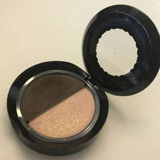 """TOO FACED """"SEXPRESSO & PEACH FUZZ"""" EYESHADOW DUO (DISCONTINUED)"""