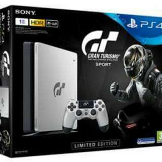 [NEW] Sony Playstation 4 Slim GT Sport Edition 1TB (PS4) Gran Turismo