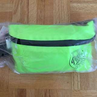 Neon Green PINK Fanny Pack