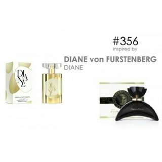 Parfum FM 356 Inspired By Diane Von Furstenberg