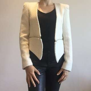 Jacket - Short and Mid-length - Off-white