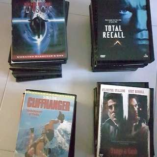 DVD Movies for Sale (Pre-Owned)