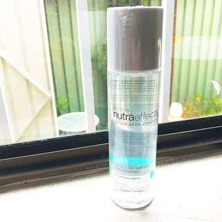 Nutra effects makeup remover